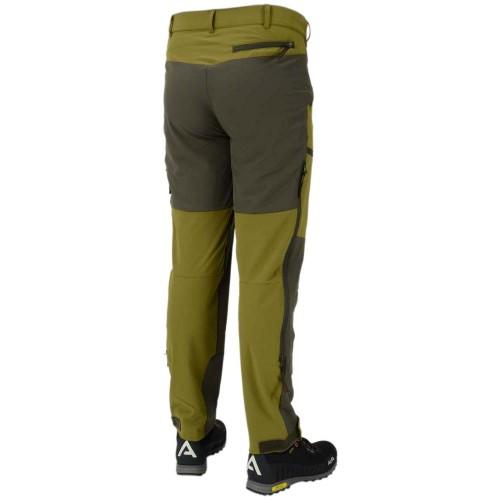 Dovrefjell Custom Fit bukse, Acid Green Herre Friluftsbua